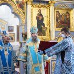 Празднование 550-летия явления чудотворной иконы Божией Матери «Жировичская»