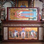 Состоялось торжественное перенесение мощей священномученика Константина Жданова из Дисны в Полоцк