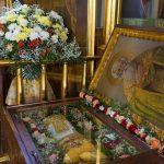 Уникальные кадры обретения мощей святого праведного Иоанна Кормянского