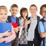 Соберем ребенка в школу