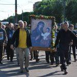Крестный ход из Могилева в Барколабово прошел по памятным местам отечественной истории