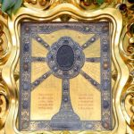 19 сентября отправились в путь два крестных хода с великими святынями Беларуси