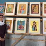 В Жодино прошла выставка работ воспитанников детской иконописной студии