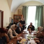С 15-летием работы в области духовно-нравственного просвещения поздравили преподавателей в Новогрудском сестричестве
