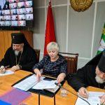В Гомеле состоялось открытие VI областных Покровских образовательных чтений