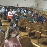 В учреждениях образования города Жлобина прошли встречи со священником