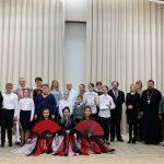 Инклюзивные «Хоровые вечера в честь святого священномученика Владимира Хираско»