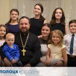 Рождественские традиции многодетной священнической семьи