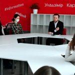 Руководитель движения «Агиос» провел встречи с молодежью в учреждениях образования столицы