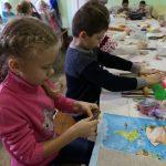 «Ангел из глины»: мастер-класс для воспитанников воскресной школы