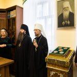 В Минске открыт мемориальный кабинет первого Патриаршего Экзарха всея Беларуси