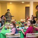 «Своя игра» и Масленица в Чижевичской Воскресной школе