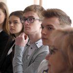 «Жизнь — бесценный дар»: открытый урок-диалог в Борисовском государственном колледже