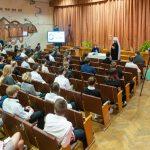 Митрополит Минский и Заславский Вениамин, Патриарший Экзарх всея Беларуси, посетил столичную школу