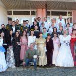 Православный молодежный слет в честь святых Царственных Страстотерпцев прошел в Бобруйской епархии