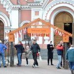 Пасха в Воскресной школе Покровского собора в городе Гродно