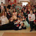 В Поставах состоялся слет православной молодежи Полоцкой епархии