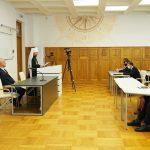 Митрополит Вениамин посетил Белорусский государственный университет