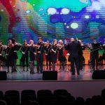 Пасхальный благотворительный концерт состоялся в Туровской епархии