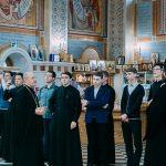 Первокурсники Минской духовной семинарии совершили паломническую поездку в Туров