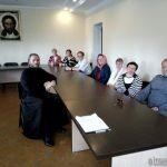 Возобновились встречи Клуба православного общения при Соборе всех белорусских святых в городе Гродно