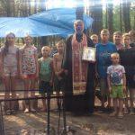 Водный крестный ход в честь 800-летия со дня рождения святого благоверного князя Александра Невского