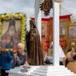 Долгожданное событие для могилевчан — закладка памятника святителю Георгию (Конисскому)