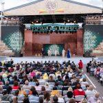 В Копыле состоялась торжественная церемония открытия Дня белорусской письменности